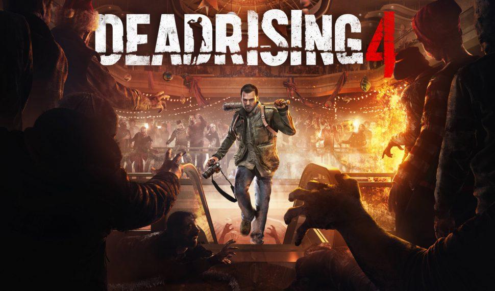 Dead Rising 4: Así se ve el modo co-op