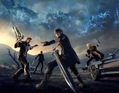 Se filtra la lista de trofeos de Final Fantasy XV
