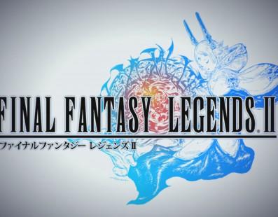 Final Fantasy Legends II llegará a iOS y Android