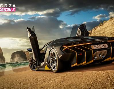 Disponible ya la demo Forza Horizon 3 para Windows 10