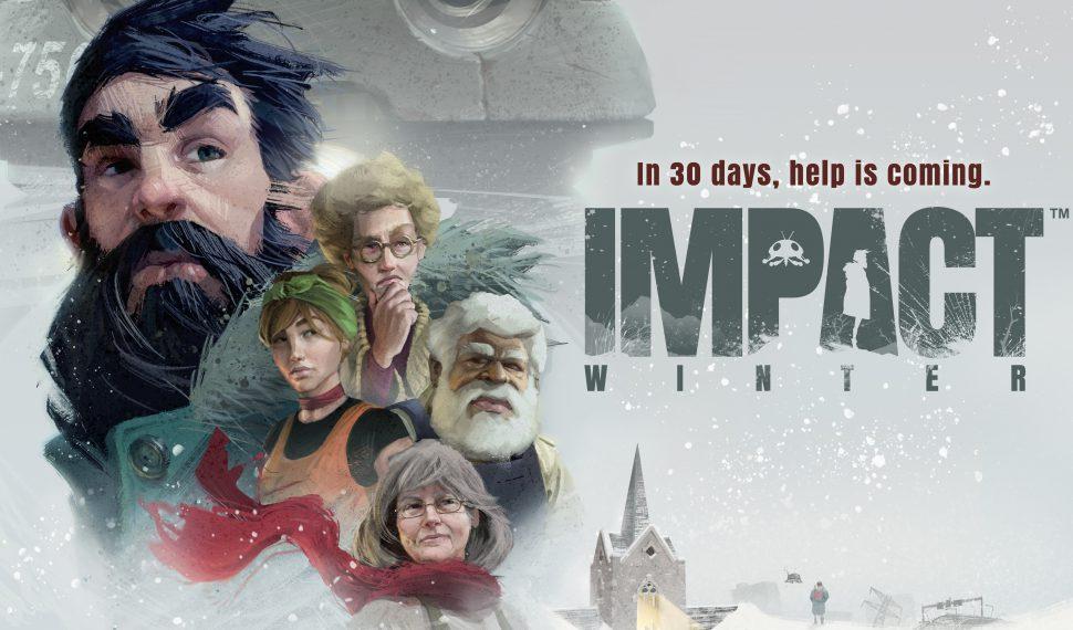 Impact Winter, llegará a principios del 2017 para PC