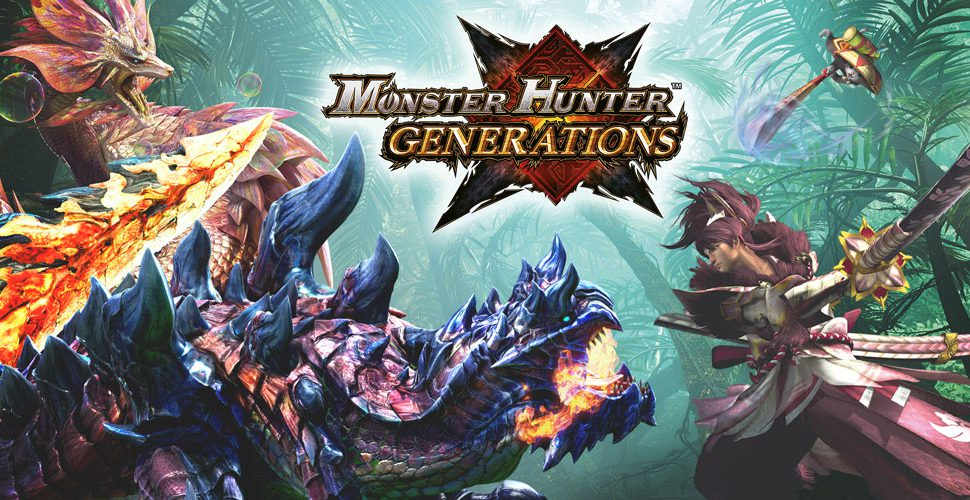 Yu-Gi-Oh! se apodera del DLC de noviembre de Monster Hunter Generations