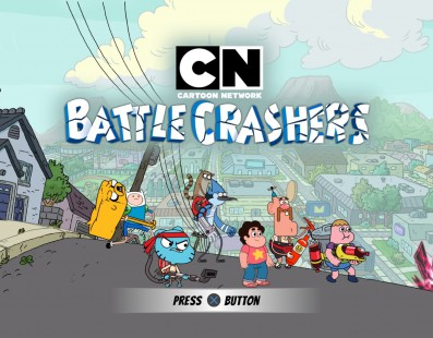 Cartoon Network: Battle Crashers llega mañana a PS4 y 3DS