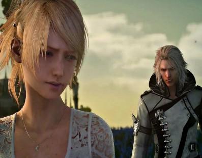 Échale un ojo al último tráiler de Final Fantasy XV