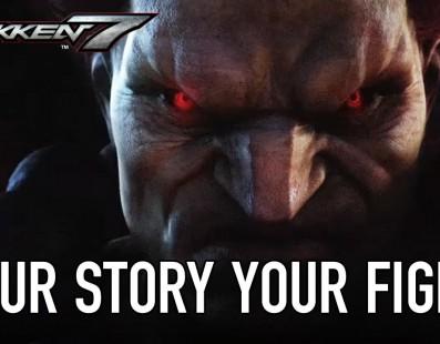 El nuevo tráiler de Tekken 7 da pistas sobre el modo historia