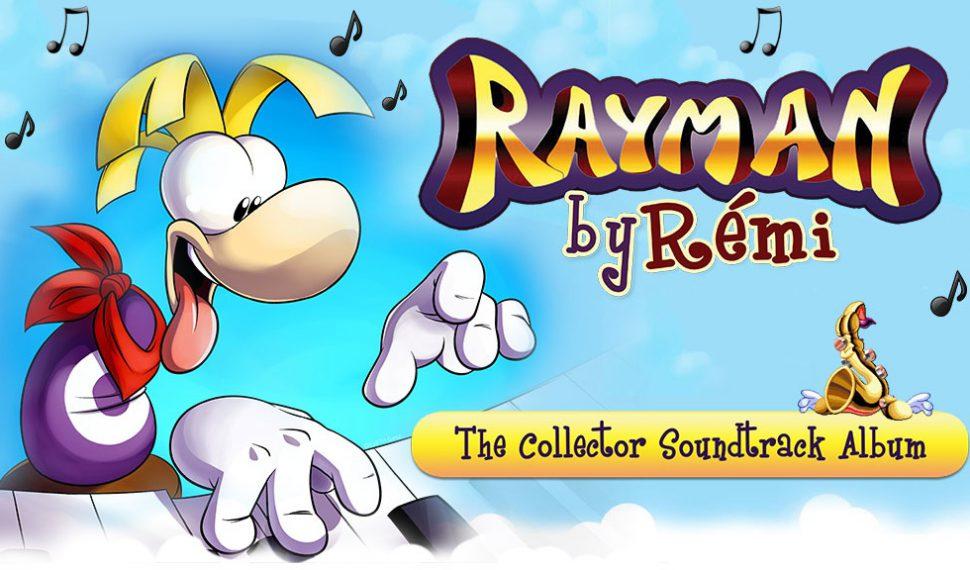 La música de Rayman recopilada en un solo álbum