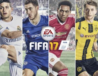 Podrás jugar GRATIS a FIFA 17 para PS4 y Xbox One durante este fin de semana