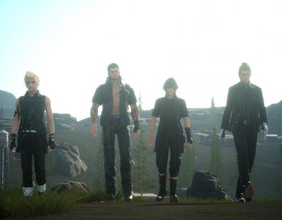 Final Fantasy XV llega a PS4 Pro a 1080p y 60fps