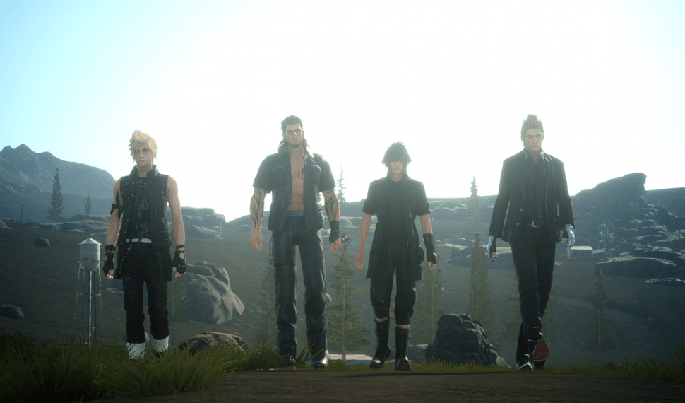 Final Fantasy XV llega a PS4 Pro a 1080p y 60fps