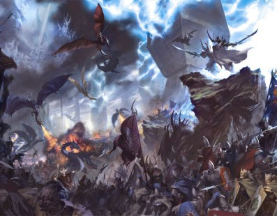 Karak Azgaraz: el primer DLC de campaña para Warhammer: End Times- Vermintide