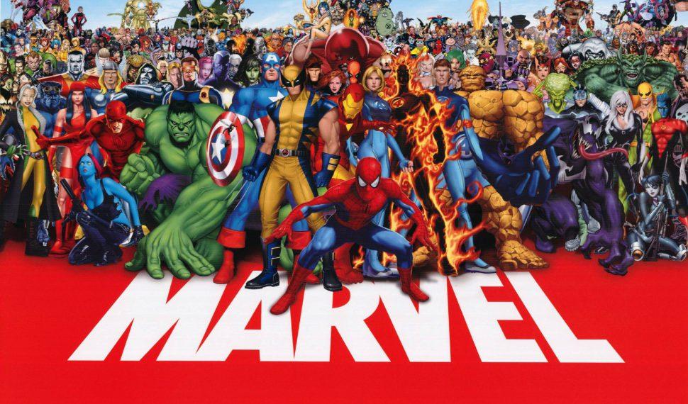 Marvel, el gigante