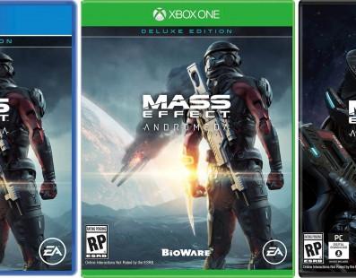 Mass Effect Andromeda contará con un modo multijugador