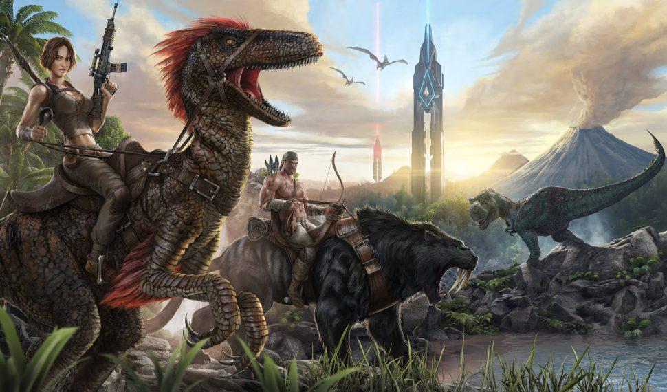 ARK: Survival Evolved llega a PS4 en diciembre