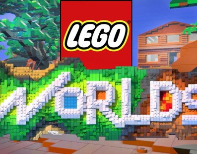 LEGO Worlds llega para PS4, PC y Xbox One en febrero del 2017