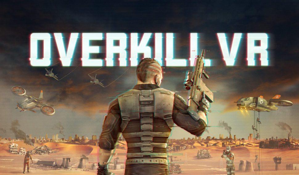 Overkill VR nos trae lo mejor de los shooter en realidad virtual