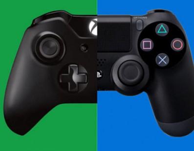 Xbox One una vez más por encima de PS4