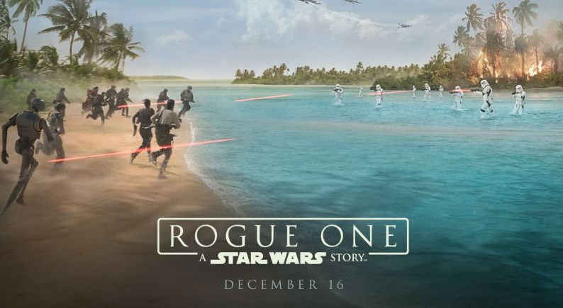 El DLC de Rogue One: Scarif saldrá en diciembre