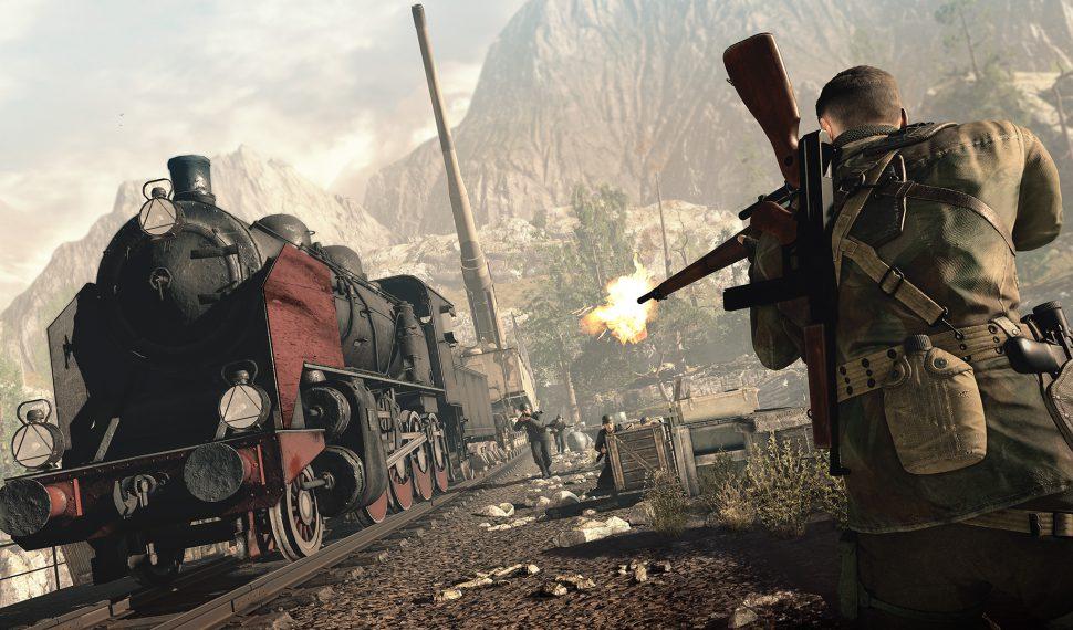 Sniper Elite 4 será la entrega Sniper Elite más grande que se ha hecho jamás