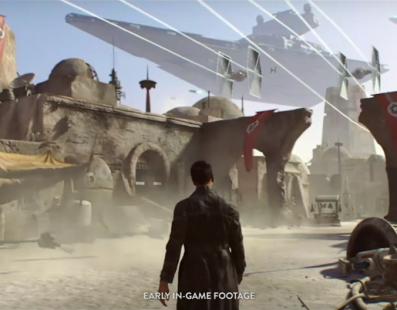 """Hennig tajante: el nuevo proyecto de Star Wars de Visceral games no será un """"Star Wars Uncharted"""""""