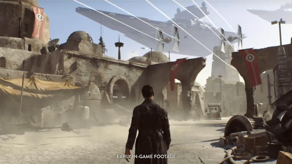 Hennig tajante: el nuevo proyecto de Star Wars de Visceral games no será un «Star Wars Uncharted»
