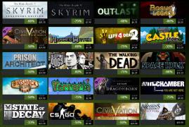 Los cambios en la interfaz de Steam ya están aquí
