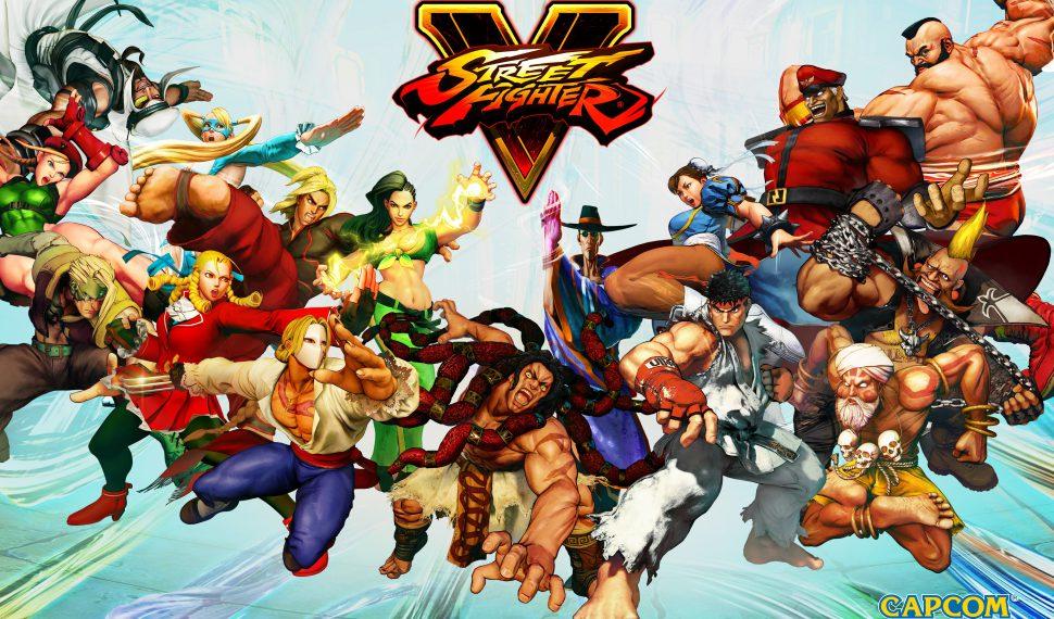 Capcom ofrecerá contenidos hasta 2020 para Street Fighter 5