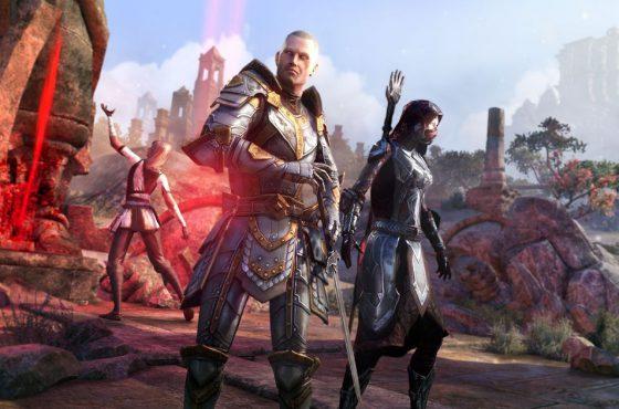 Bethesda detalla las mejoras de The Elder Scrolls Online para PS4 Pro