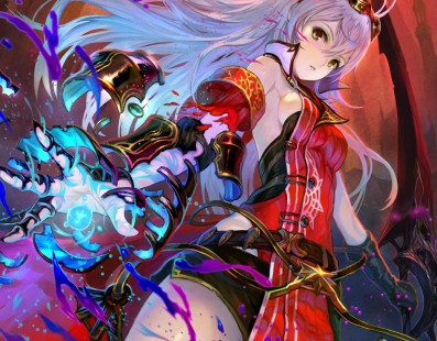 Nights of Azure y Atelier Sophie llegan a PC en febrero
