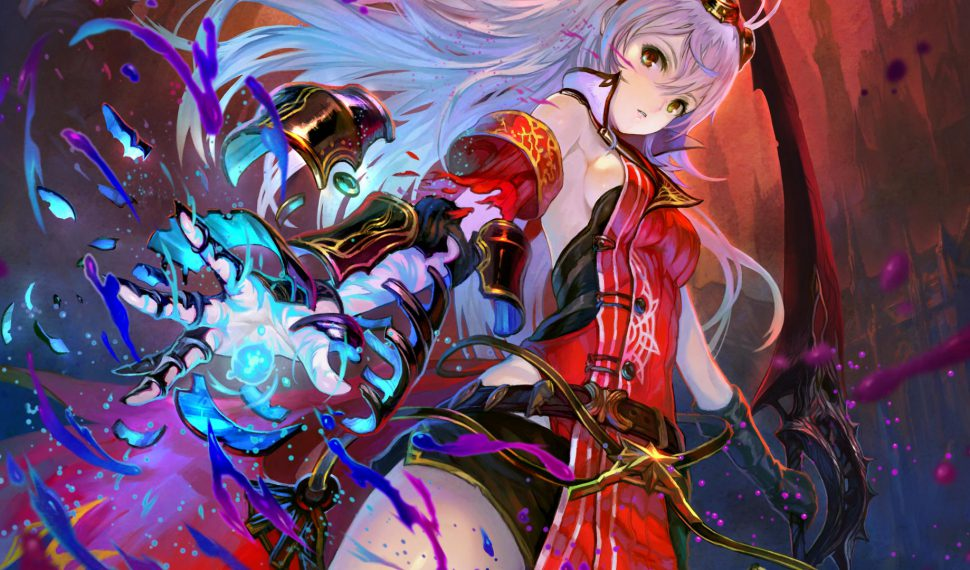 Nights of Azure y Atelier Sophie llegan a PC en febrero
