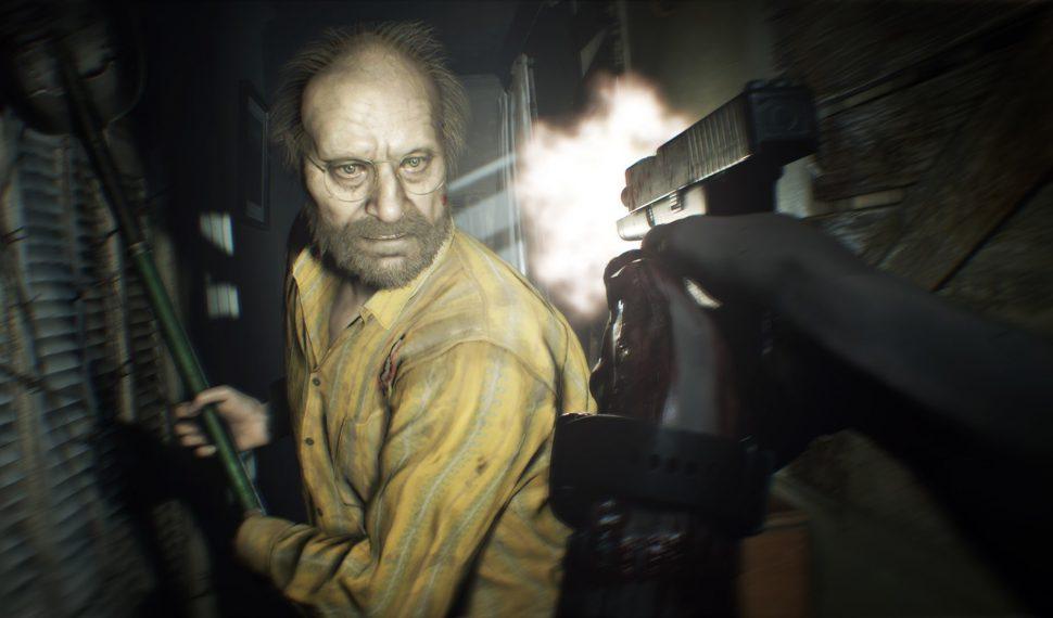 Las notas que espera Capcom de Resident Evil 7