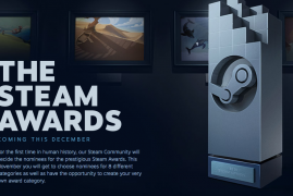 Estos son los finalistas a los Steam Awards 2016