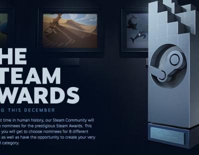 Estos son los finalistas a los Steam Awards 2016