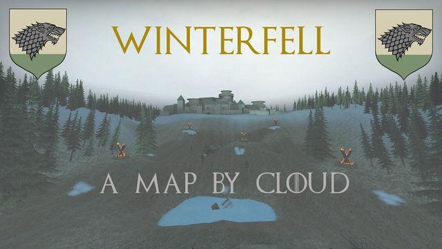 Crean un mapa inspirado en Invernalia (GOT) en CS:GO