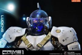 No te pierdas la estatua de la mascota de Kojima Productions, Ludens,