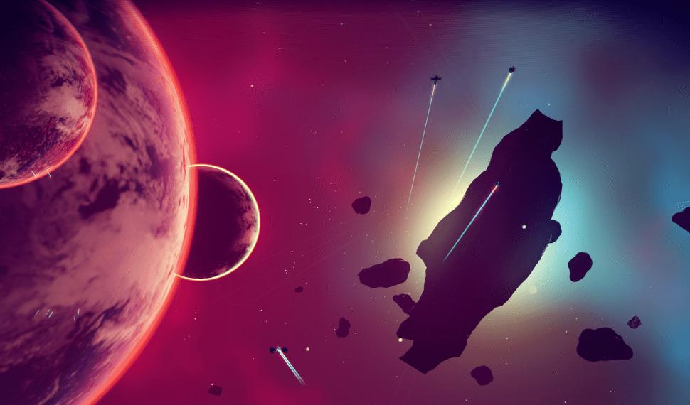 No Man's Sky: la actualización mejora las batallas espaciales