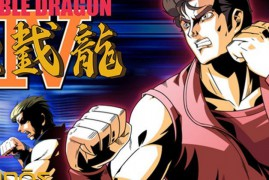 Double Dragon IV llegará el 30 de Enero a PC y PS4