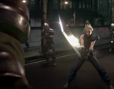Presentadas las primeras figuras de Final Fantasy VII Remak