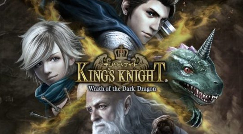King's Knight: Wrath of the Dark Dragon llegará finalmente en 2017