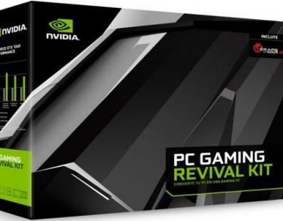 NVIDIA 'PC Gaming Revival kit', un paquete de actualización de hardware para tu PC