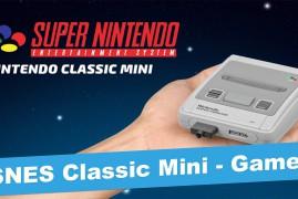 [RUMOR] SNES Classic Mini podría ser una realidad