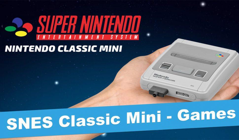 [RUMOR] SNES Classic Mini saldría a la venta antes de final de año