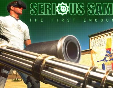 El clásico Serious Sam estrena remake para la realidad virtual
