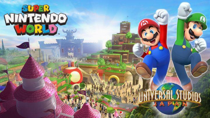 Super Nintendo World verá la luz en 2020