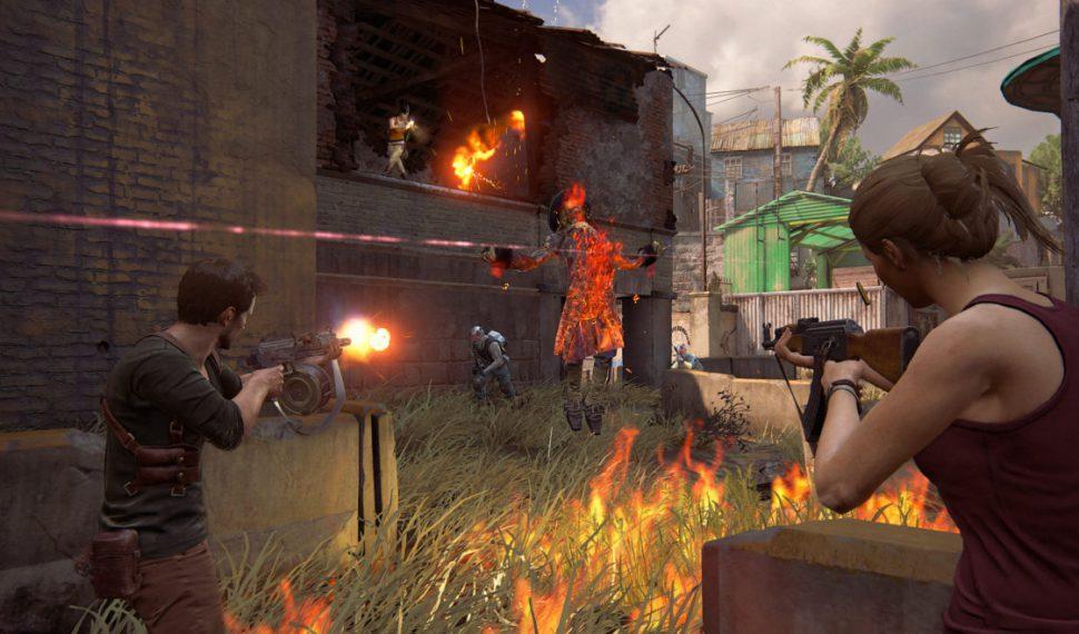 Uncharted 4: el Modo Supervivencia ya ha llegado