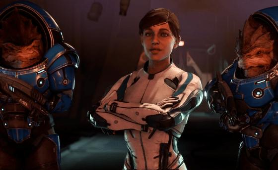 Mass Effect Andromeda se muestra en 5 minutos de clip