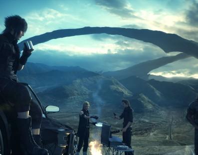 Final Fantasy XV – Review