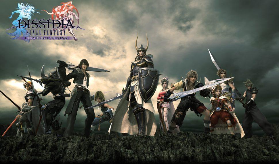 Un nuevo escenario se suma al mundo de Dissidia Final Fantasy