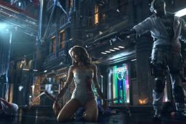 Cyberpunk 2077 podría salir en 2019