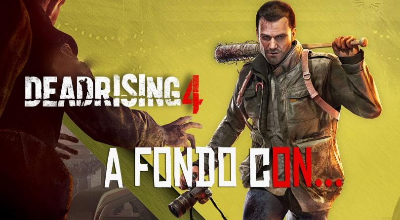 A Fondo con Dead Rising 4   Sr. Serpiente
