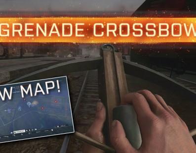 El nuevo lanzagranadas de Battlefield 1 se muestra en un gameplay